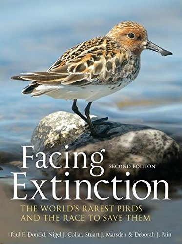 9780713670219: Facing Extinction: The World's Rarest Birds and the Race to Save Them