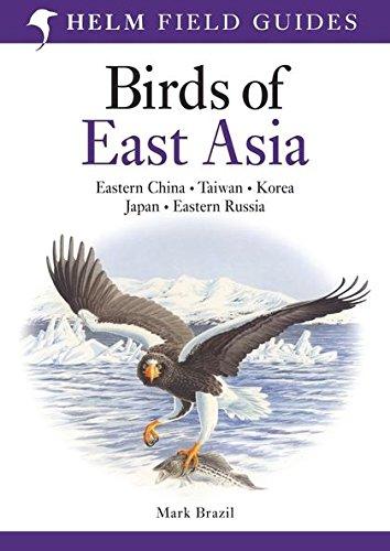 Birds of East Asia (Helm Field Guides): Brazil, Mark