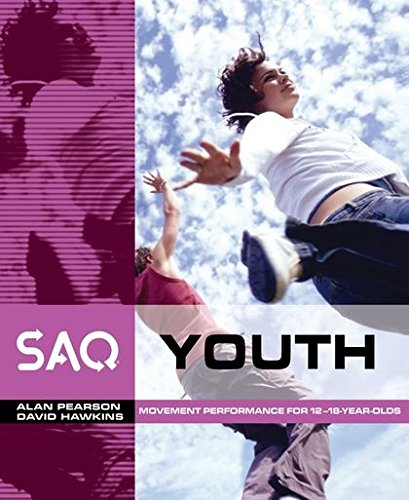 9780713670424: SAQ Youth: Movement Performance in Sport and Games for 12-18 Year Olds