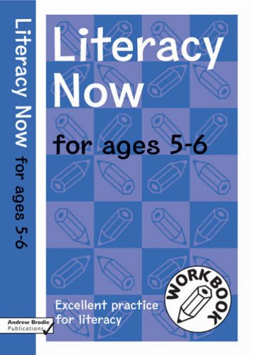 9780713670684: Literacy Now for Ages 5-6: Workbook (Literacy Today)