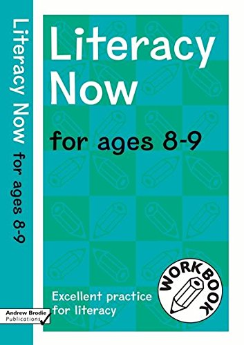 Literacy Now for Ages 8-9 (Literacy Today): Brodie, Andrew, Richardson,