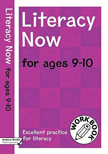 Literacy Now for Ages 9-10 (Literacy Today): Brodie, Andrew, Richardson,