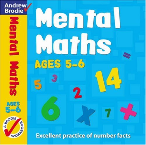 9780713670806: Mental Maths for Ages 5-6