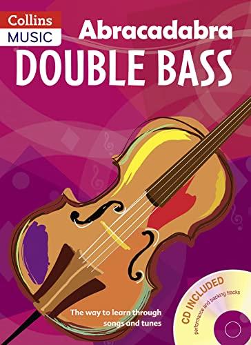 9780713670974: Abracadabra Double Bass: Bk.1