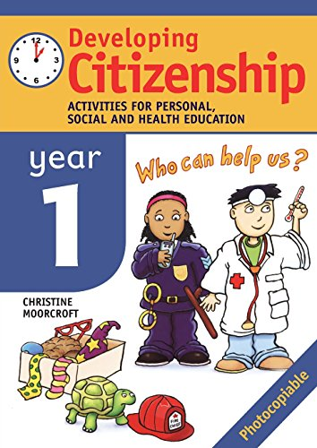 9780713671179: Developing Citizenship: Year1: Activities for Personal, Social and Health Education