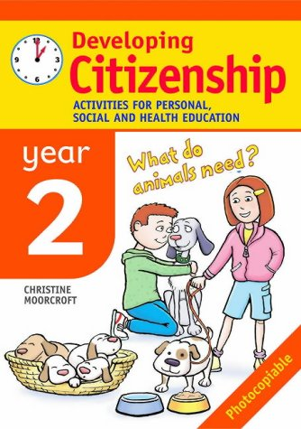 9780713671186: Developing Citizenship: Year 2: Activities for Personal, Social and Health Education