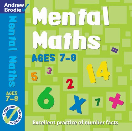 9780713671308: Mental Maths for Ages 7-8