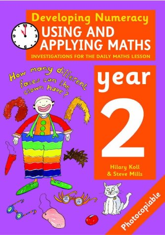 9780713671377: Using and Applying Maths: Year 2: Investigations for the Daily Maths Lesson (Developing Numeracy)