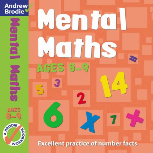9780713671698: Mental Maths for Ages 8-9