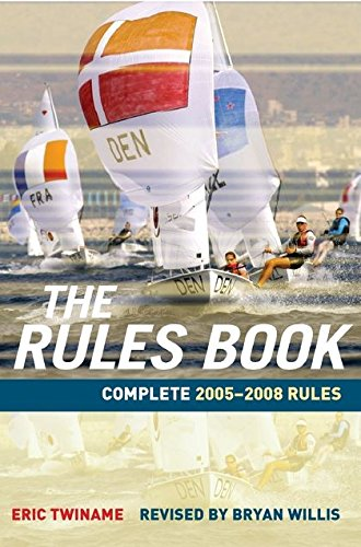 9780713672305: The Rules Book 2005-2008: Complete 2005-2008 Rules