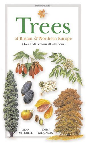 Trees of Britain and Northern Europe (0713672382) by Alan Mitchell