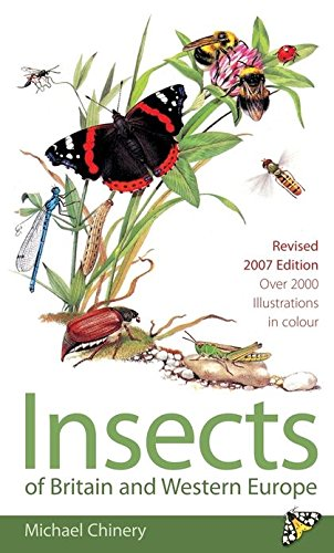 9780713672398: Insects of Britain and Western Europe
