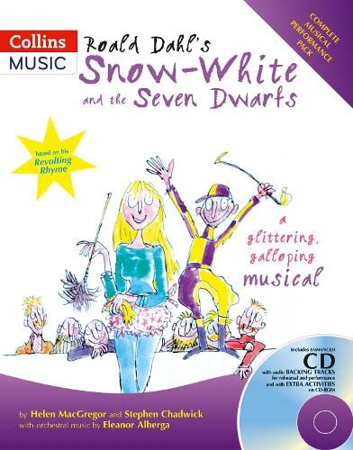 9780713672619: Collins Musicals – Roald Dahl's Snow-White and the Seven Dwarfs: A glittering galloping musical