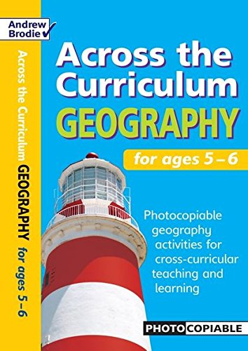 Geography for Ages 5-6: Photocopiable Geography Activities: Richardson, Judy, Brodie,
