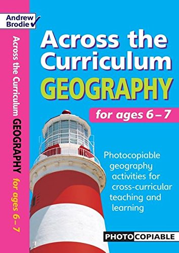 Geography for Ages 6-7: Photocopiable Geography Activities: Richardson, Judy, Brodie,