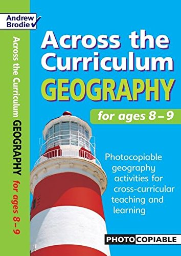 Geography for Ages 8-9: Photocopiable Geography Activities: Richardson, Judy, Brodie,