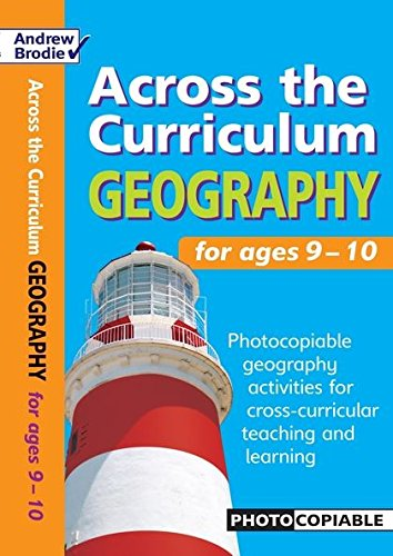 Geography for Ages 9-10: Photocopiable Geography Activities: Brodie, Andrew and