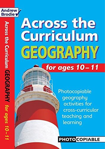 Geography for Ages 10-11: Photocopiable Geography Activities: Brodie, Andrew and
