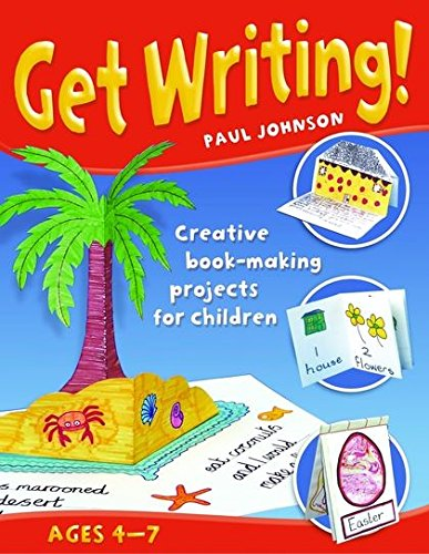 9780713673128: Get Writing: Creative Book-making Projects for Children