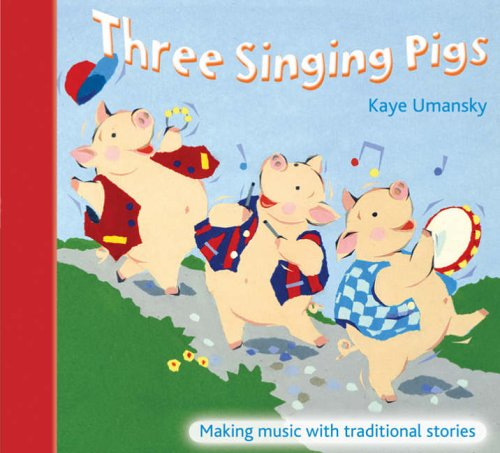 9780713673258: The Threes – Three Singing Pigs: Making Music with Traditional Stories