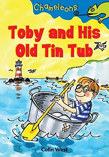 9780713673272: Toby and His Old Tin Tub (Chameleons)