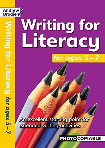 9780713673432: AB: Writing for Literacy for Ages 5-7