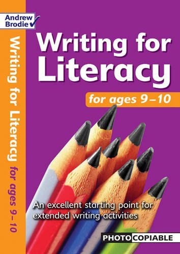 9780713673449: Writing for Literacy for Ages 9-10: An Excellent Starting Point for Extended Writing Activities
