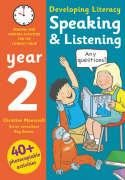 9780713673708: Speaking and Listening - Year 2: Photocopiable Activities for the Literacy Hour (Developing Literacy)
