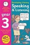 9780713673715: Speaking and Listening: Year 3: Photocopiable Activities for the Literacy Hour (Developing Literacy)