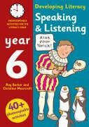 9780713673746: Speaking and Listening: Year 6: Photocopiable Activities for the Literacy Hour (Developing Literacy)