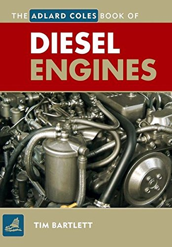 9780713674026: Adlard Coles Book of Diesel Engines