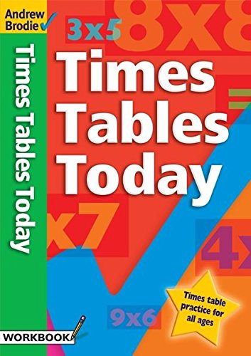 9780713674262: Times Tables Today