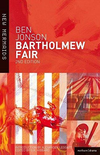 9780713674279: Bartholmew Fair (New Mermaids)