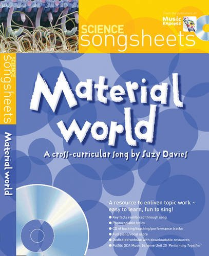 9780713674491: Material World: A Cross-Curricular Song by Suzy Davies (Songsheets)