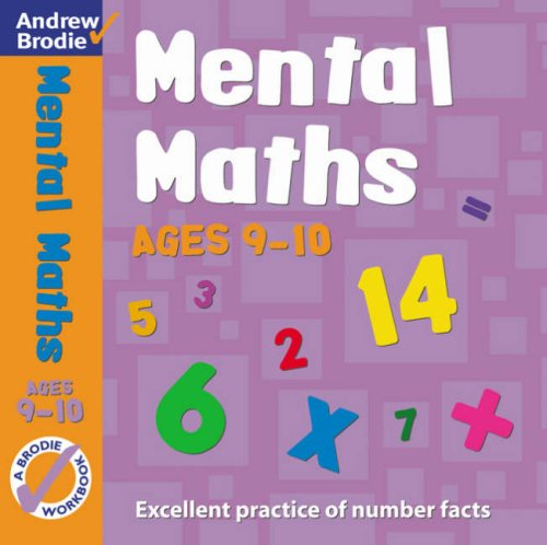 9780713674880: Mental Maths: For Ages 9-10