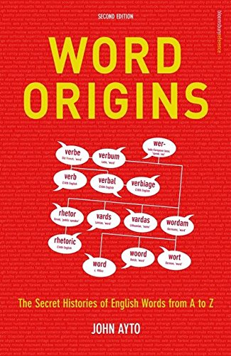 9780713674989: Word Origins: The Hidden Histories of English Words from A to Z