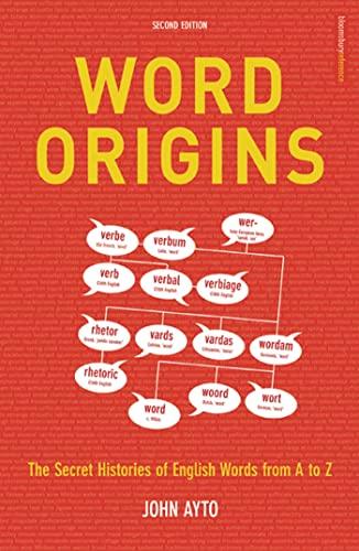 9780713674989: Word Origins