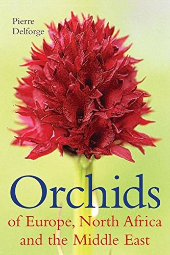 9780713675252: Orchids of Europe, North Africa and the Middle East
