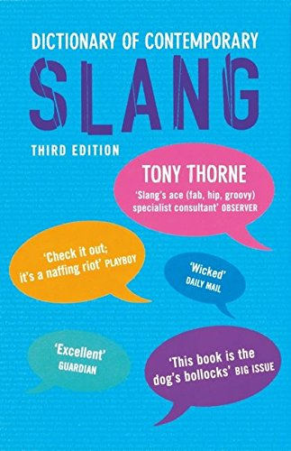 9780713675290: Dictionary of Contemporary Slang