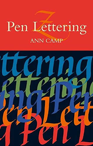 9780713675405: Pen Lettering