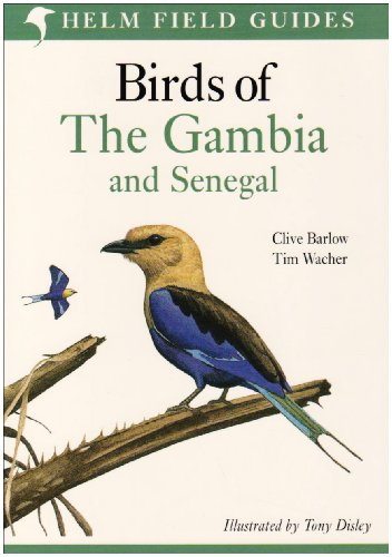 9780713675498: Birds of the Gambia and Senegal (Helm Field Guides)