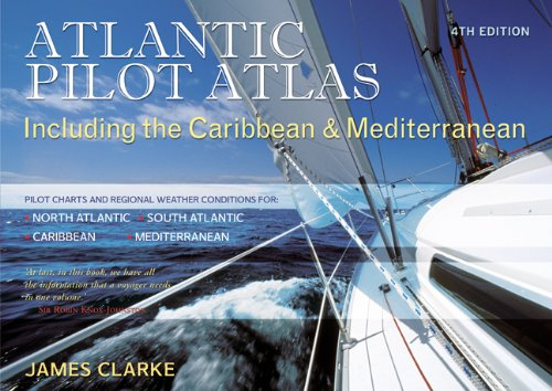 9780713675672: Atlantic Pilot Atlas: Including the Caribbean & Mediterranean