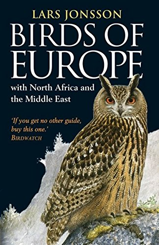 9780713676006: Birds of Europe: With North Africa and the Middle East (Helm Field Guides)