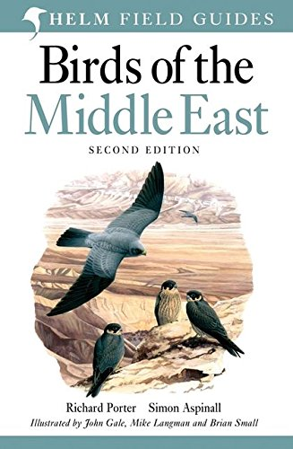 9780713676020: Birds of the Middle East (Helm Field Guides)