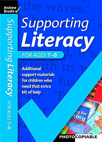 9780713676082: Supporting Literacy For Ages 7-8