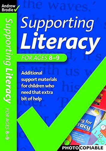 9780713676099: Supporting Literacy Ages 8-9