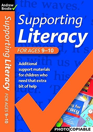 Supporting Literacy Ages 9-10 (Supporting Literacy): Brodie, Andrew and