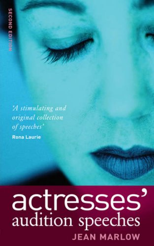 9780713676136: Actresses' Audition Speeches