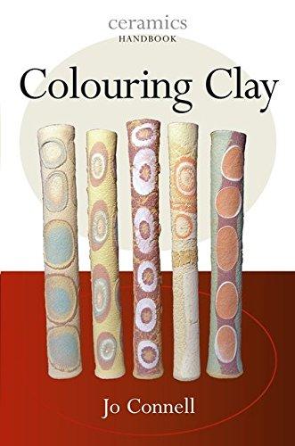 9780713676280: Colouring Clay (Ceramics Handbooks)