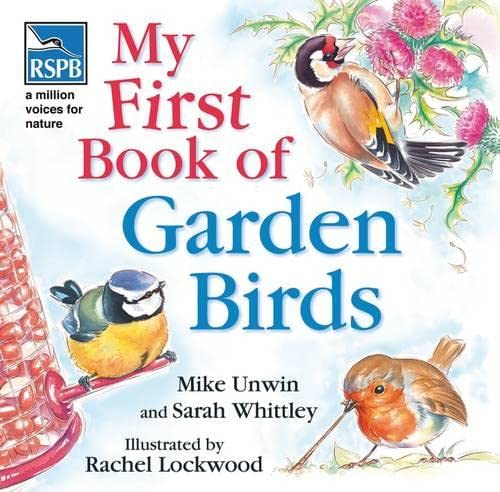 9780713676785: RSPB First Book of Garden Birds